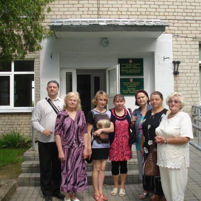 Tautodailininkės Anos Krepštul muziejus Tabariškėse 1