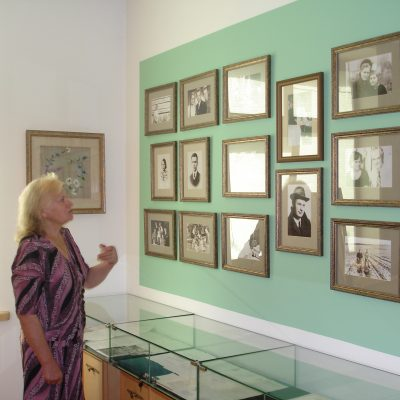 Tautodailininkės Anos Krepštul muziejus Tabariškėse